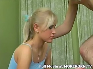 Amateur Blonde Cute Russian Teen