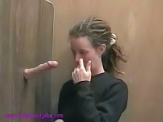 Amateur Gloryhole Handjob Teen
