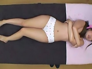 Asian  Massage Panty Voyeur