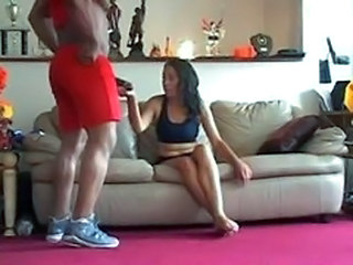 Ebony Whore Captured On A Hidden Camera Shoved By A Bbc  black ebony cumshots...