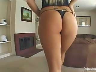 Ass Blonde MILF Panty Pornstar Tattoo