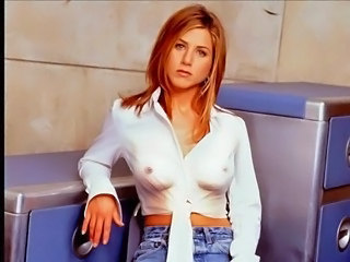 Jenifer Aniston - Shear Elegance