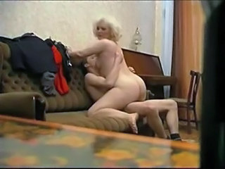 Mature Mom Old and Young Riding Voyeur