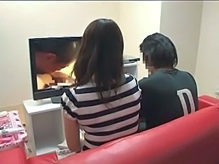 Mother and son watching porn together experiment - 6  free
