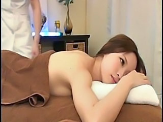 Asian Babe Cute  Japanese Massage Voyeur