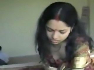 Indian dad and Daughter