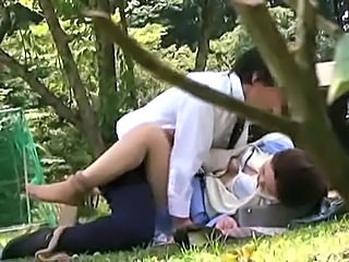 Asian Clothed Hardcore Japanese Office Outdoor Teen