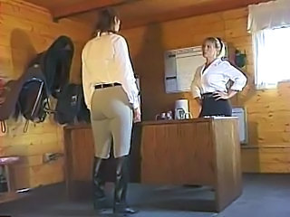 Riding School Spankings