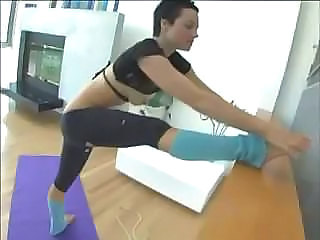Amateur Cute Flexible Sport Teen