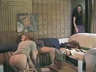 Cute Daughter Mom Threesome Vintage