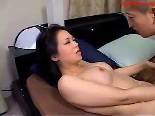 Asian Big Tits Bus Japanese MILF Pornstar