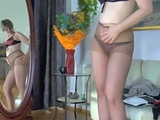 Lingerie Mature Pantyhose Russian