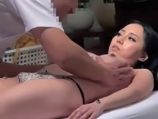 College Girl reluctant orgasm by Masseur free