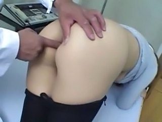 Asian Ass Chinese Doctor