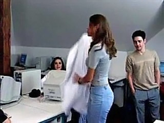 Amazing MILF Office Student Teacher