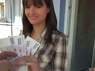 Amateur Cash Cute Teen