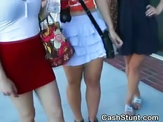 Amateur Cash Outdoor Skirt