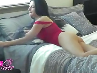 Step Sister Caught Masturbating
