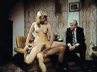 Heated Retro Group Sex With Luscious Hairy Babes
