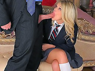 I fucked my Boss' young daughter