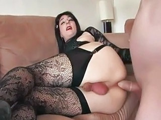 Sexy Amateur Crossdresser