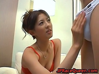 Asian Japanese Strapon Teen Young