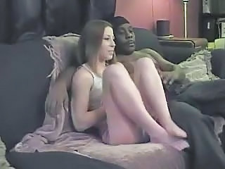 Slim Young Wife Loves A Big Black Cock.eln