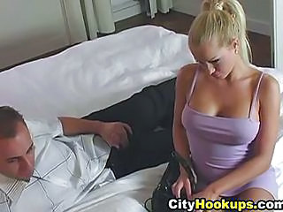 Stacy Silver Watch Porn While Ha...