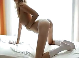 Ass Babe Panty Solo