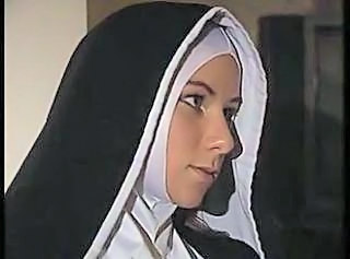 Sexy Nun - Julia Tayllor