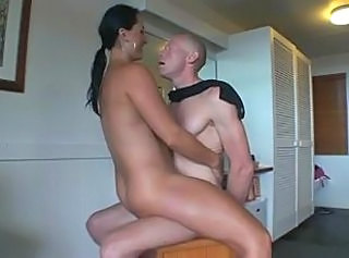 Woman using Man _: bdsm femdom