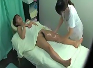 Hidden Japanese Oil Masseuse Uncensored 2