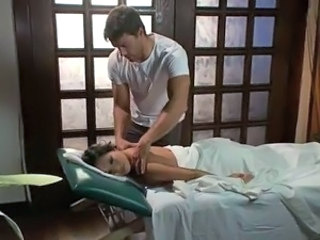 Asian Babe Japanese Massage Pornstar