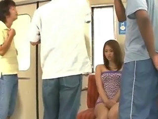 Asian Forced Gangbang Japanese Public