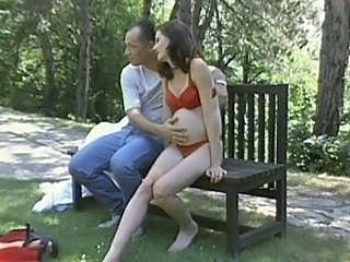 Famous Pregnant And bumped presents sensuous collection of Pregnant fucking...
