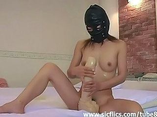 Dildo Fetish Masturbating Teen