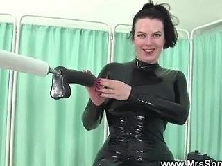 Latex Machine Mature