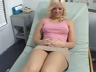 Hardcore big booty sex in doctor's office