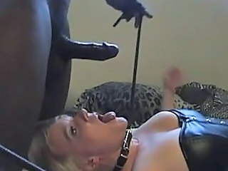 Submissive Damiana Gets Fucked By A Monster Cock