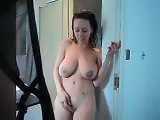 Amateur Mature SaggyTits Showers