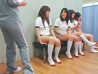 Asian Facial Cute Japanese Orgy Student