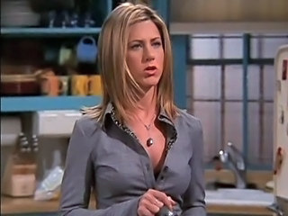 Jennifer Aniston Short Wank Edit