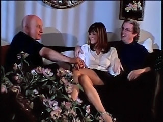 Legs MILF Threesome Wife
