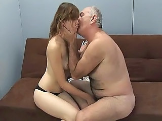 Old Men Fucked Young Girl