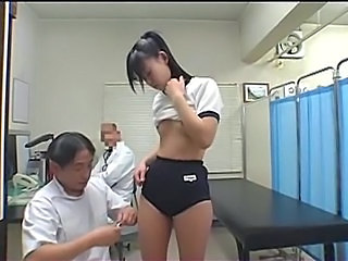 Asian Doctor  Old and Young School Voyeur