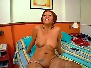 Amateur Latina Mature Stockings Tattoo