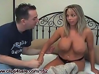 Big Tits  MILF Mom Natural