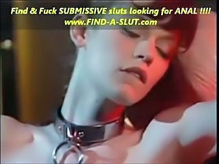 Young innocent cutie dominated by two crual masters  free