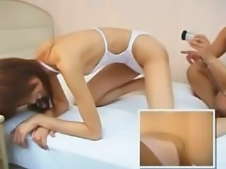 luxury hot cheerleader anal asian