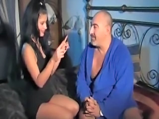 Italian Latina Teen Daughter taboo old man uncle sex